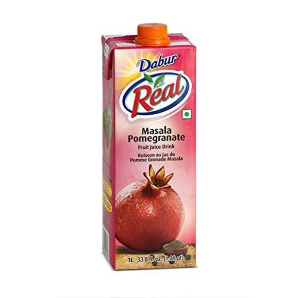 Dabur Real Masala Pomegranate 1ltr - Indian Bazaar - Online Indian Grocery Store