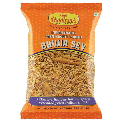 Haldiram's Bhujia Sev 150 g - Indian Bazaar - Online Indian Grocery Store