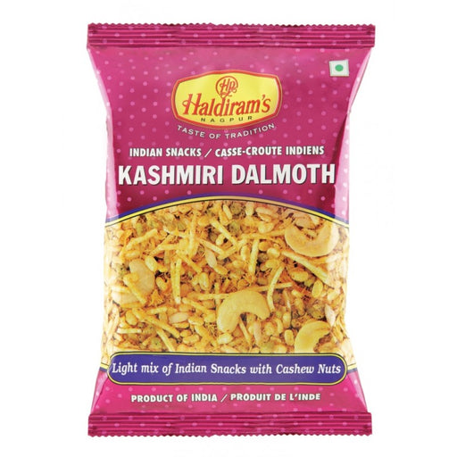 Haldiram's Kashmiri Dalmoth 150g - Indian Bazaar - Online Indian Grocery Store