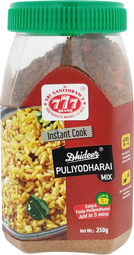 777 Puliyodhara Mix 250g - Indian Bazaar - Online Indian Grocery Store