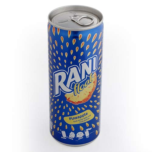 Rani Float Can Pineapple 240ml - Indian Bazaar - Online Indian Grocery Store