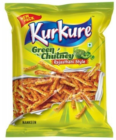 Kurkure Green Chutney Rajasthani Style 95 g - Indian Bazaar - Online Indian Grocery Store