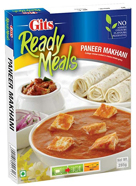 Paneer Makhani 285g - Indian Bazaar - Online Indian Grocery Store