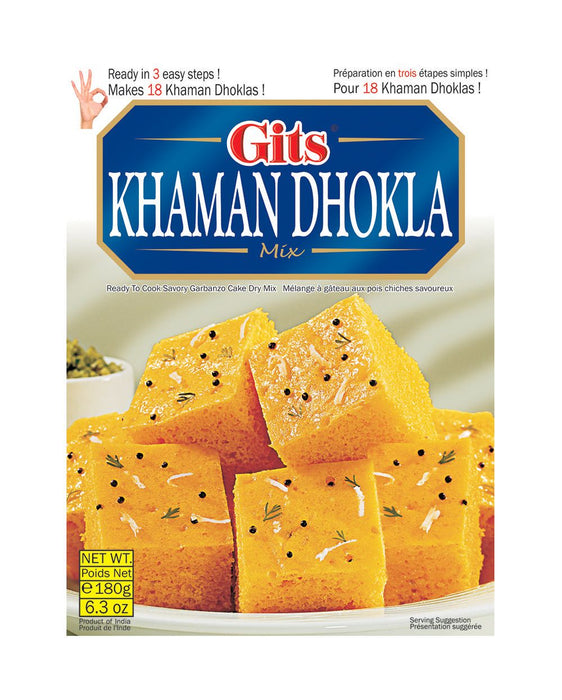 Khaman Dhokla Mix 200g - Indian Bazaar - Online Indian Grocery Store