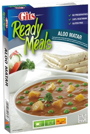 Aloo Matar 300g - Indian Bazaar - Online Indian Grocery Store