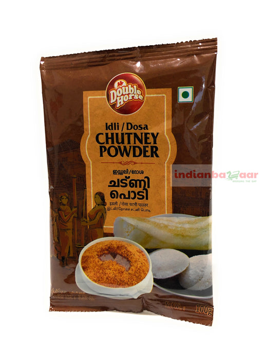 Idli/Dosa Chutney Powder 100 g - Indian Bazaar - Online Indian Grocery Store