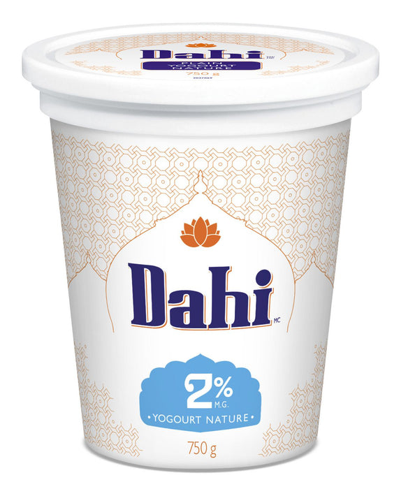 PT Dahi Yogurt Plain 2% 750g - Indian Bazaar - Online Indian Grocery Store