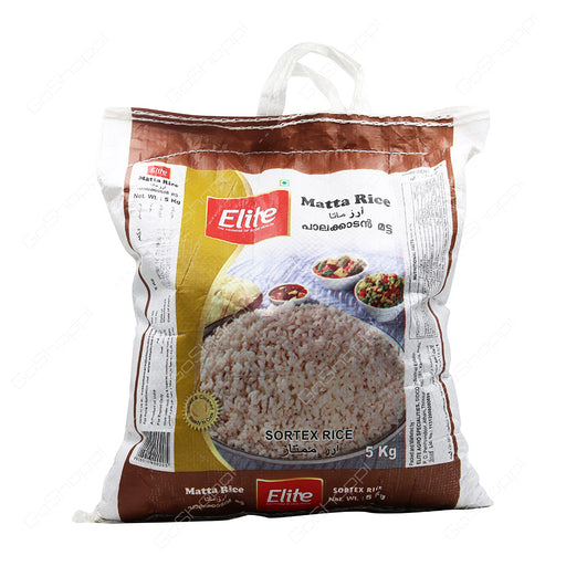 Matta Rice Long Grain 5Kg - Indian Bazaar - Online Indian Grocery Store