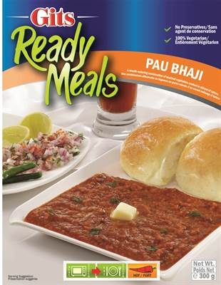 Pav Bhaji (Gits) 300 g - Indian Bazaar - Online Indian Grocery Store
