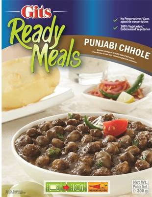 Punjabi Chole (Gits) 300 g - Indian Bazaar - Online Indian Grocery Store