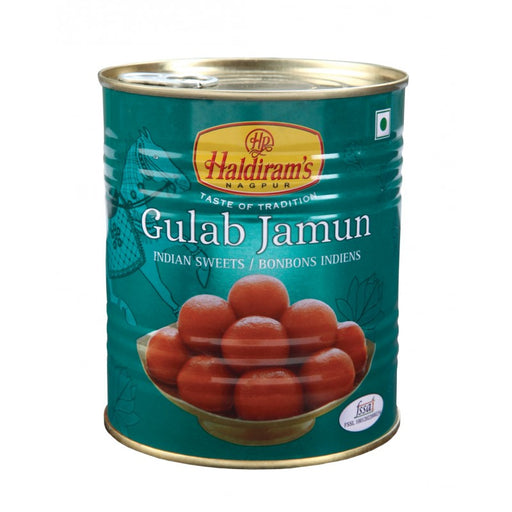 Haldiram's Gulab Jamun 4Kg - Indian Bazaar - Online Indian Grocery Store
