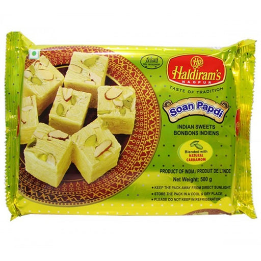 Haldiram's Soan Papdi 250g - Indian Bazaar - Online Indian Grocery Store