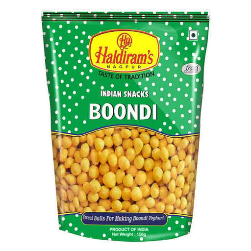 Haldiram's Kara Boondi 150g - Indian Bazaar - Online Indian Grocery Store