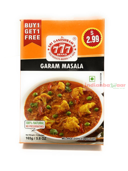 Garam Masala 165 g B1G1 - Indian Bazaar - Online Indian Grocery Store
