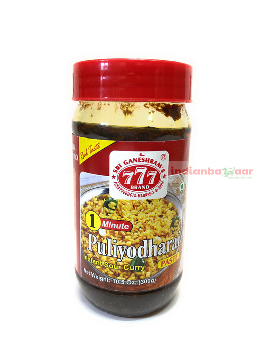 Puliyodhara Paste 300 g - Indian Bazaar - Online Indian Grocery Store