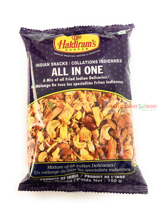 Haldiram's All in One 150 g - Indian Bazaar - Online Indian Grocery Store