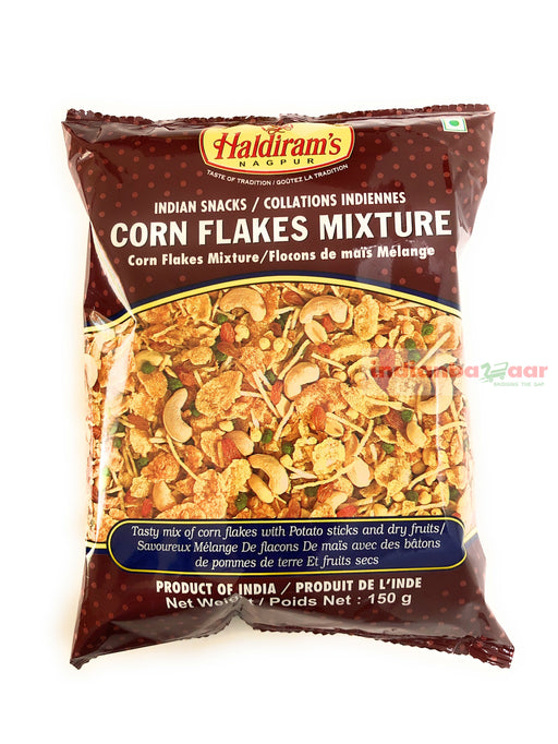 Haldiram's Cornflakes Mixture 150 g - Indian Bazaar - Online Indian Grocery Store