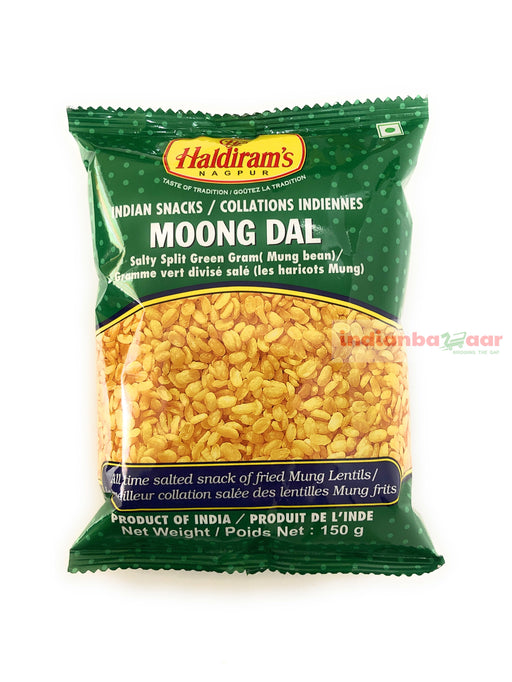 Haldiram's Moong Dal 150 g - Indian Bazaar - Online Indian Grocery Store