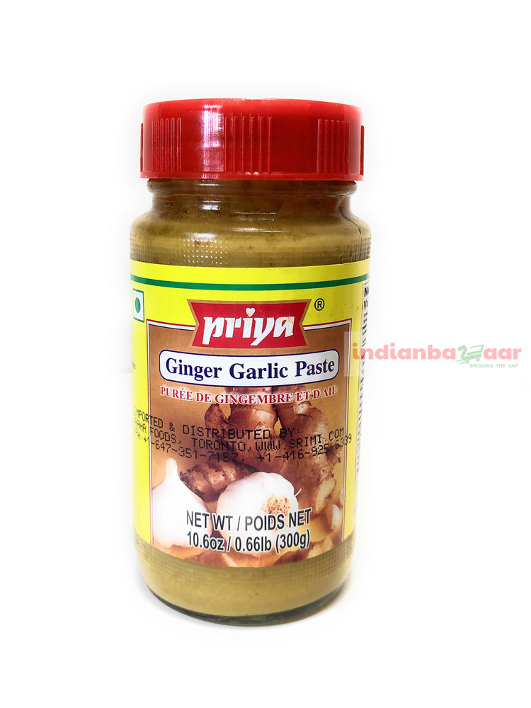Ginger Garlic Paste 300 g - Indian Bazaar - Online Indian Grocery Store