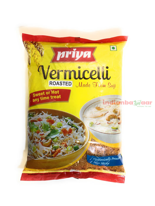 Vermicelli (Roasted) 1 kg - Indian Bazaar - Online Indian Grocery Store