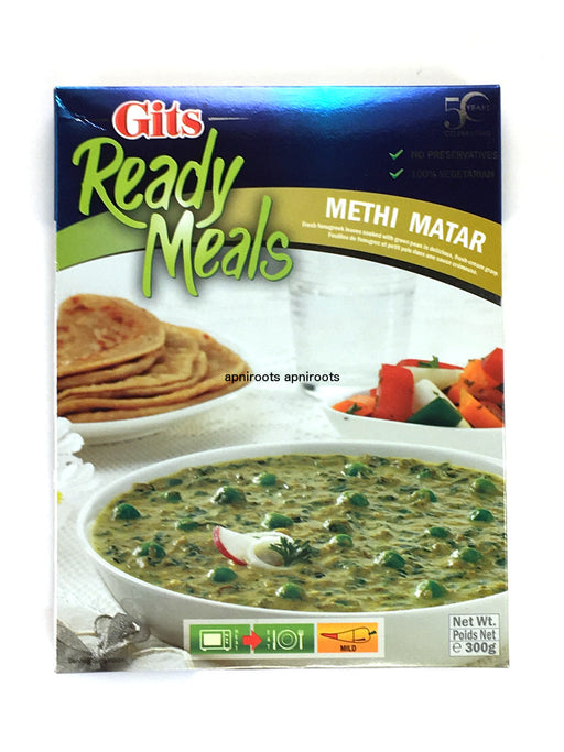 Methi Matar 300g - Indian Bazaar - Online Indian Grocery Store