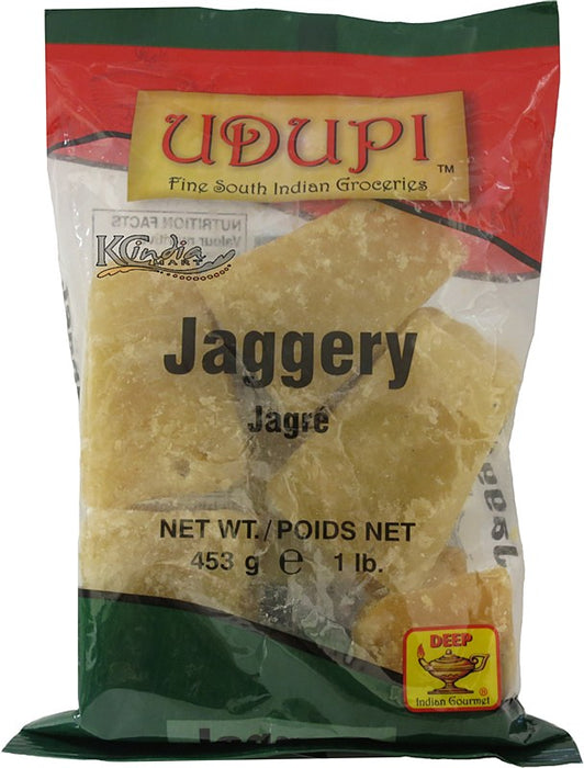 Udupi Jaggery Square 1lb - Indian Bazaar - Online Indian Grocery Store