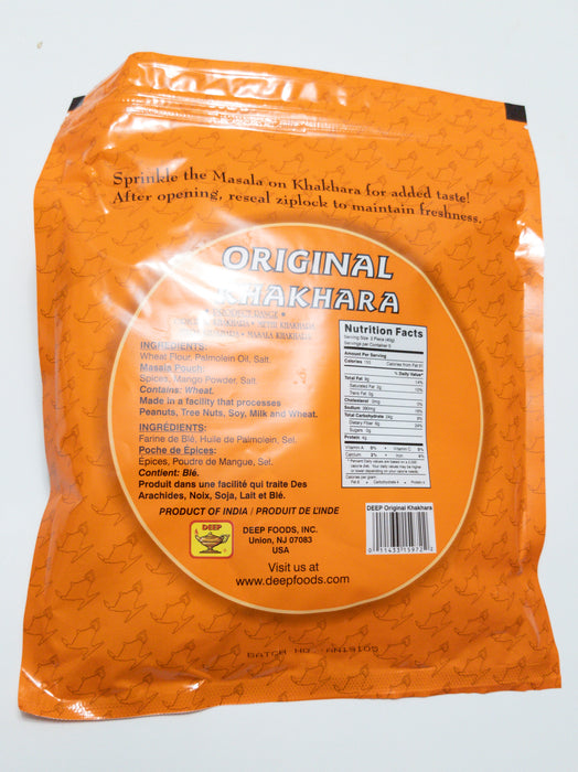 Original Khakhara 200 g - Indian Bazaar - Online Indian Grocery Store