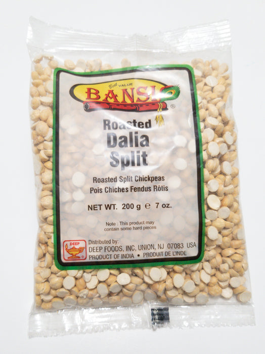Dalia Dal (Split Roast) 200g - Indian Bazaar - Online Indian Grocery Store