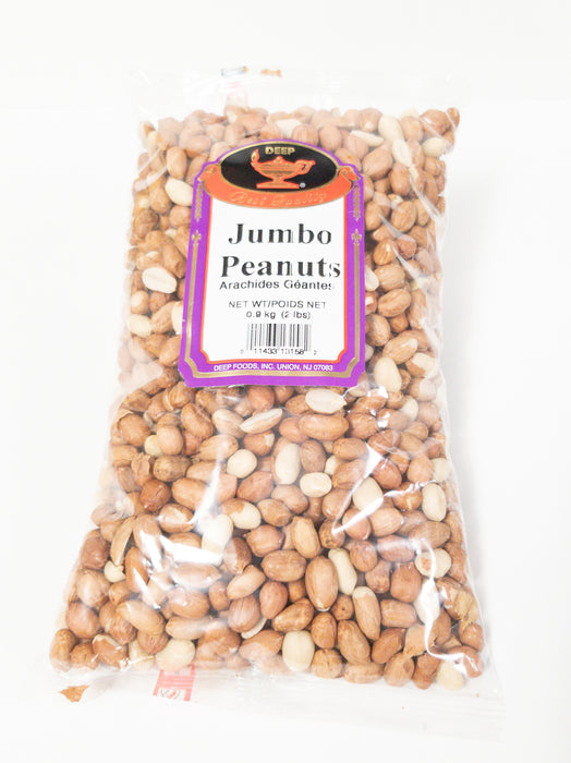 Raw Jumbo Peanut 2 lb - Indian Bazaar - Online Indian Grocery Store