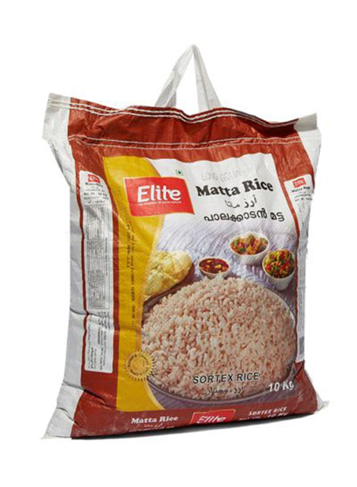 Elite Matta Rice Long Grain 22lbs - Indian Bazaar - Online Indian Grocery Store