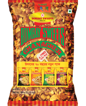Chanachur (Bombay Sweets) 300g - Indian Bazaar - Online Indian Grocery Store