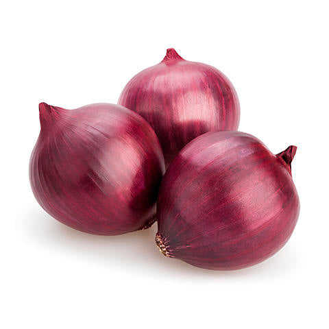 Red Onion 1lb appx. - Indian Bazaar - Online Indian Grocery Store