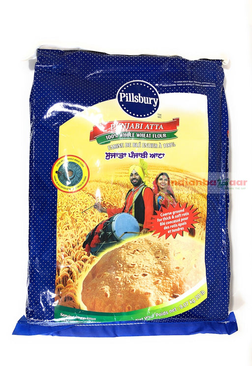 Pillsburry Punjabi Atta 9.07 kg - Indian Bazaar - Online Indian Grocery Store
