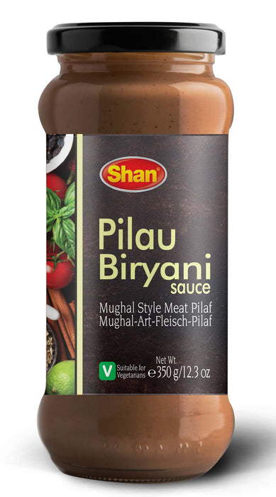Shan Pilau Briyani Sauce 350 g - Indian Bazaar - Online Indian Grocery Store