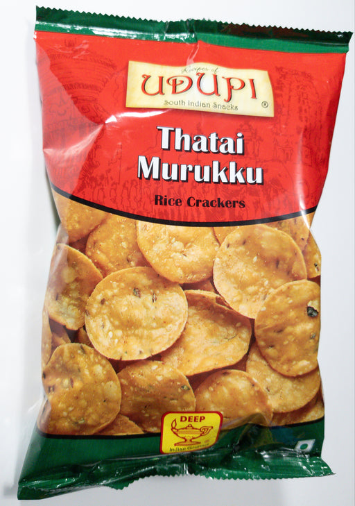 Udupi's Thattai Murukku 200g - Indian Bazaar - Online Indian Grocery Store