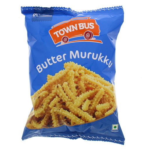 TB Butter Murukku 170g {Sale} - Indian Bazaar Inc