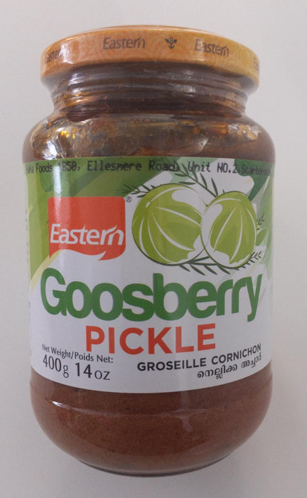 Eastern Gooseberry Pickle 400g - Indian Bazaar - Online Indian Grocery Store