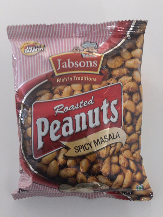 Jabson's Spicy Masala Peanut 140g - Indian Bazaar - Online Indian Grocery Store