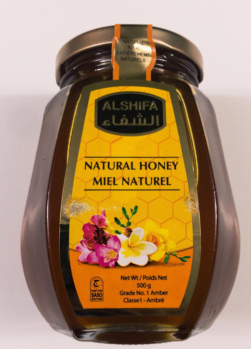 AL SHIFA Natural Honey 500g - Indian Bazaar - Online Indian Grocery Store