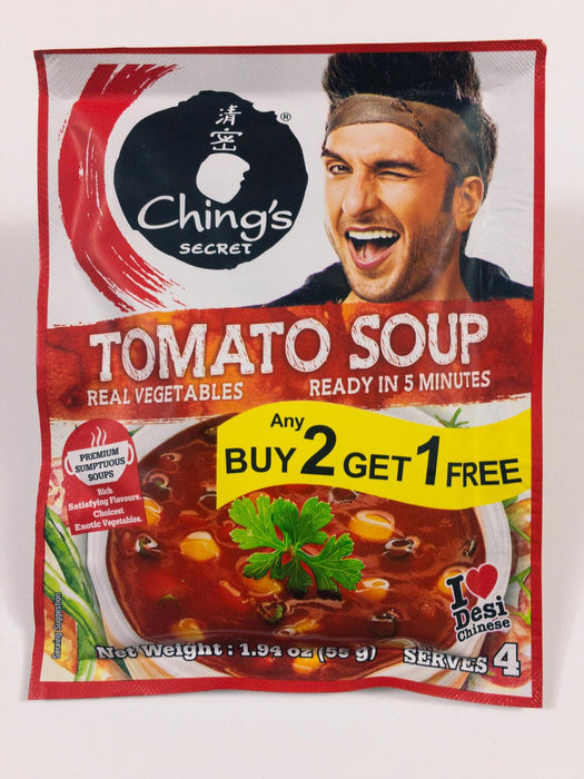 Ching's Tomato Soup 55g B2G1 - Indian Bazaar - Online Indian Grocery Store