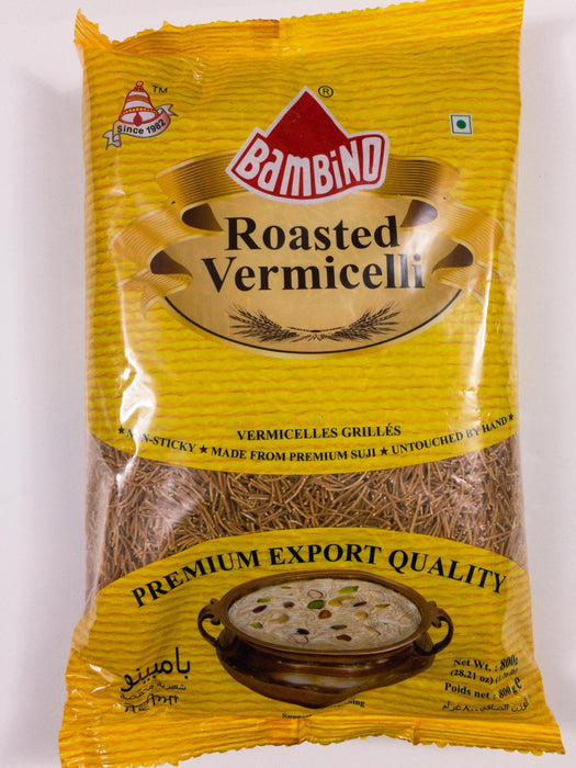Bambino Vermicelli(Roasted) 1Kg - Indian Bazaar - Online Indian Grocery Store