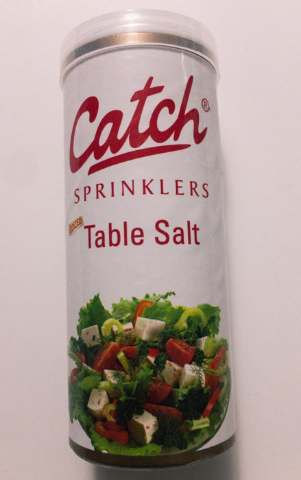 Catch Table Salt Sprinkler 100g - Indian Bazaar - Online Indian Grocery Store