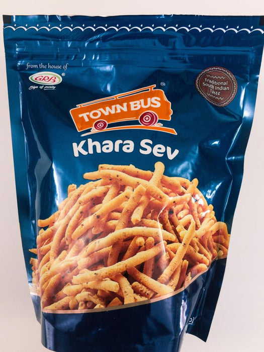 TB Khara Sev 170g {Clearance} - Indian Bazaar - Online Indian Grocery Store