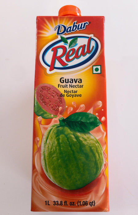 Dabur Real Guava Nectar 1ltr - Indian Bazaar - Online Indian Grocery Store