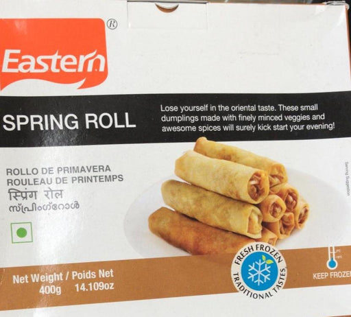 Eastern Spring Roll 400g - Indian Bazaar Inc