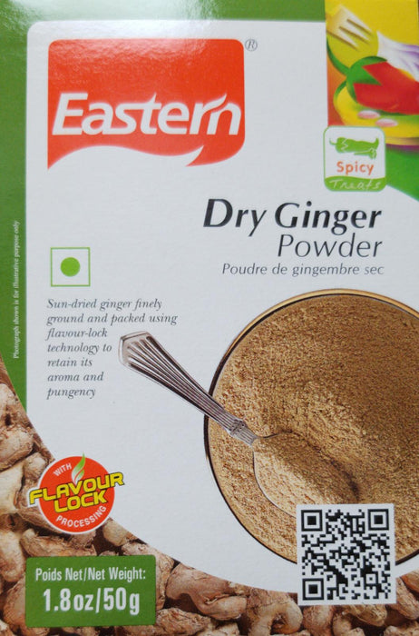 Eastern Dry Ginger Powder 50g - Indian Bazaar - Online Indian Grocery Store