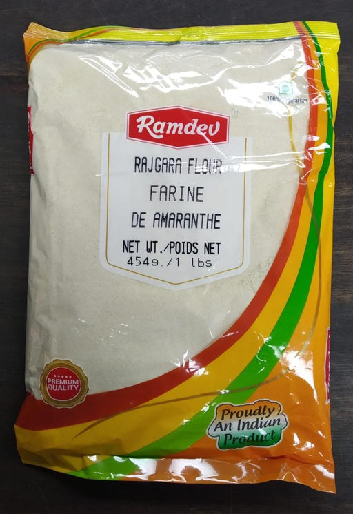 Ramdev Rajagara Flour 1lb - Indian Bazaar - Online Indian Grocery Store