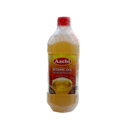 Aachi Sesame Oil 1L - Indian Bazaar - Online Indian Grocery Store