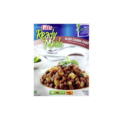 Aloo Channa Chat 300g - Indian Bazaar - Online Indian Grocery Store