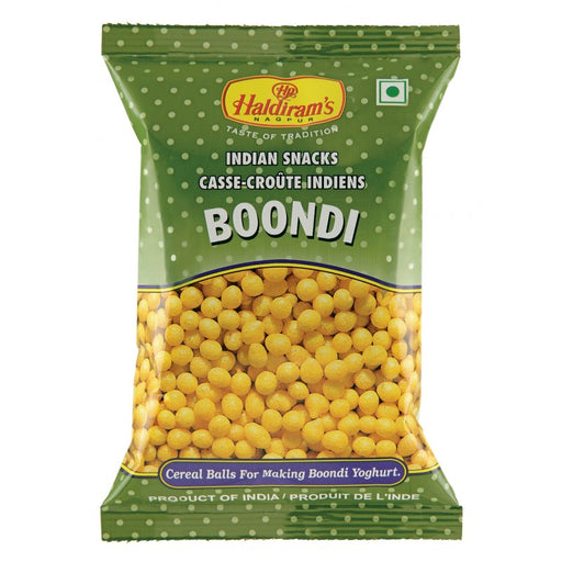 Haldiram's Boondi 150 g - Indian Bazaar - Online Indian Grocery Store